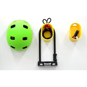 Cycloc Loop Helm- und Accessoiresablage yellow